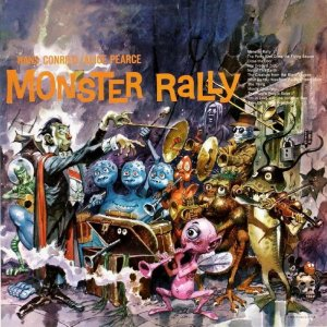Monster Rally with Hans Conreid & Alice Pearce CD