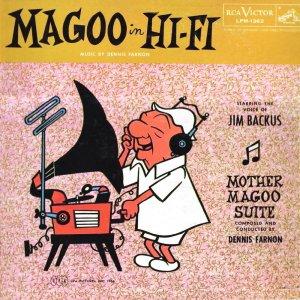 "Mr. Magoo ""Magoo In Hi-Fi"" CD"