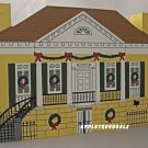CAT'S MEOW 1994 NEW ORLEANS CHRISTMAS BEAUREGARD KEYES HOUSE