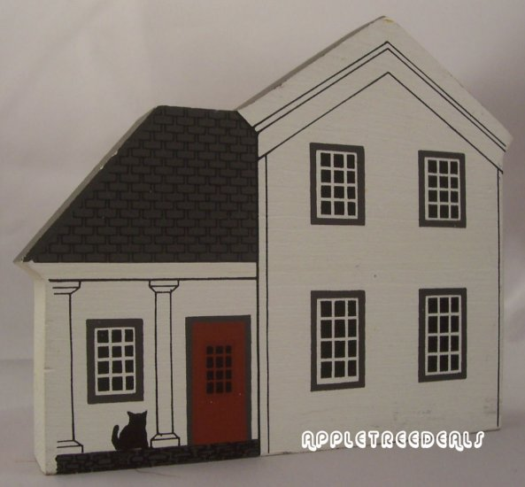 CAT'S MEOW 1986 GRIMM'S FARMHOUSE FALL SERIES NEW