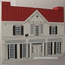 CAT'S MEOW VILLAGE 1994 BLACK HERITAGE DOUGLAS HOME NEW