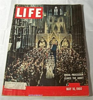 Life Magazine May 16 Princess Margaret Wedding Dick Clark LBJ
