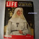 Life magazine June 8 1959 Hepburn Lebowitz Dulles Nixon Snead