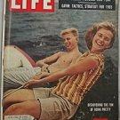 Life Magazine Aug 11 1958 Intergration Haiti Lebanon  Space Pics