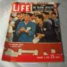 Life Magazine Jan 5 1959 Red China Satelite Anti US Monkey Space
