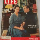 Life Magazine Mar 14 1960 Princess Margaret Tony Windsor Seige