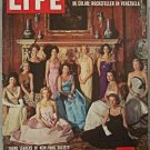 Life Magazine Dec 8 1958 Venezuala Falcon New York