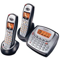 Uniden TRU8885-2 - 5.8GHz Digital Expandable Telephone System