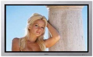 Sony FW-D42PV1S 42 Inch Silver ED Plasma Display TV