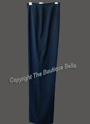 Size 8: EMANUEL UNGARO Light Dressy Blue Slacks Pants