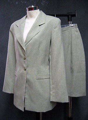 Size 10  pet CAREER Interview JHOOK Professional skirt suit