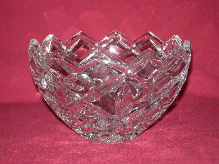 Gorham Crystal Bowl