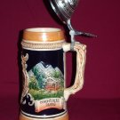Western Germany Lidded Stein NIB