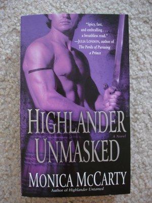 Monica McCarty - Highlander Unmasked