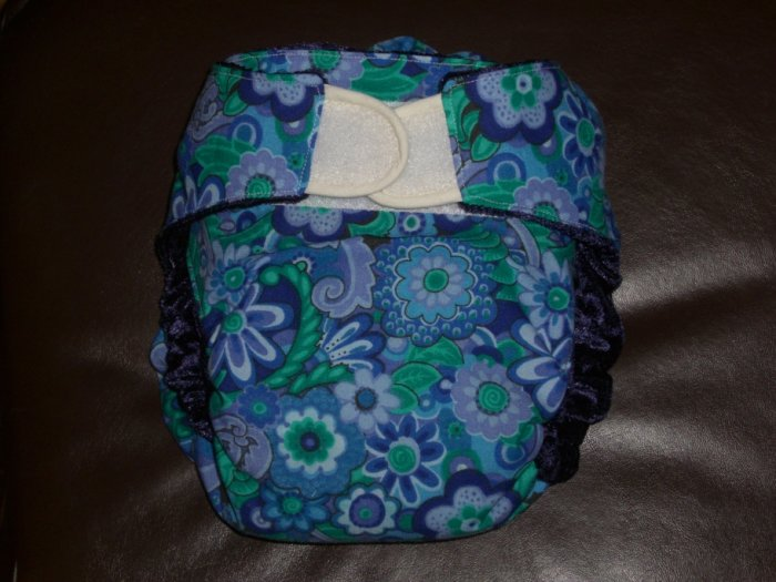 Size small fitted diaper
