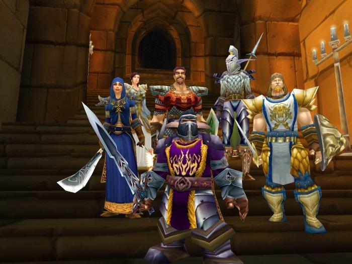 World of Warcraft Class Tutorials BEGINNER