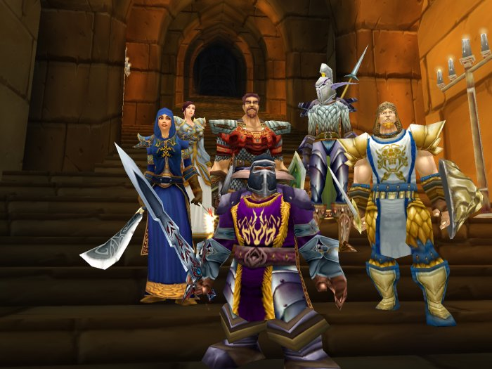 World of Warcraft Class Tutorials ADVANCED