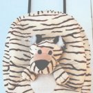 Tiger Rolling Bag with Wheels for Kids NWT