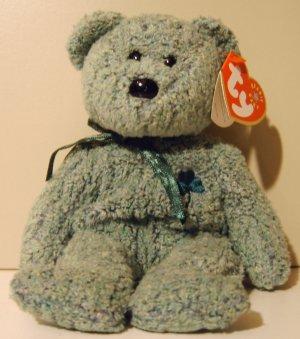 Beanie Babies Shamrock the Irish Bear
