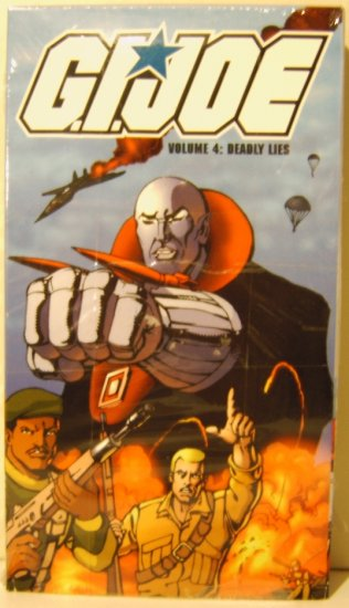 G.I. Joe Deadly Lies