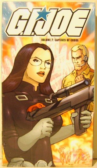 G.I. Joe Captives of Cobra