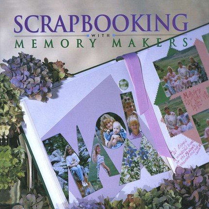 Scrapbooking with Memory Makers Book