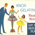 Vintage Knox Gelatine Recipe Book - 1952
