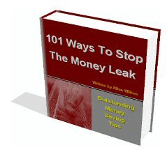 101 Money Saving Tips - eBooks