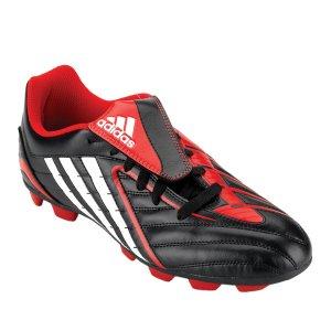 The Kickz - Red/Black