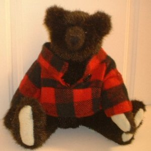 Teddy Bear - Canadian Lumberjack Grizzli