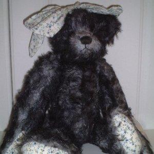 Teddy Bear - Katie, 100% Mohair, Bear Essentials - Effanbee