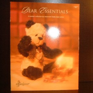 Bear Essential's year 2000 product catalogue