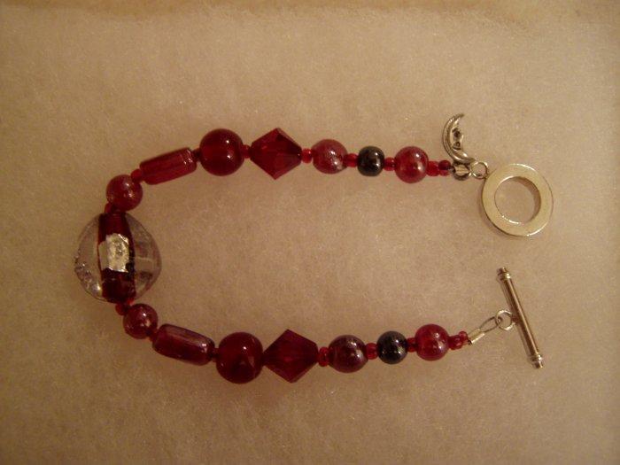 Red Delicious Bracelet