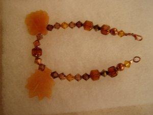 Festive Fall Bracelet
