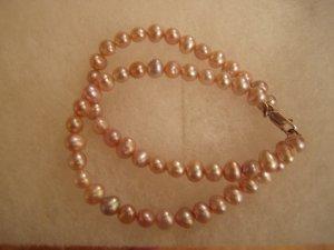 Double Stranded Pearl Bracelet