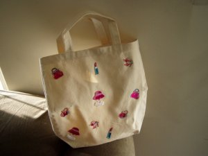 Beauty And A Bag Cotton Tote