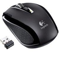 Logitech VX Nano Cordless Laser Mouse for Notebooks - Mouse - laser - 5 button(s) - wireless