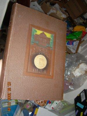 1924 cache la poudre (UNC) teachers college yearbook