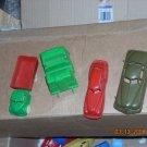 mixed lot of vehicles