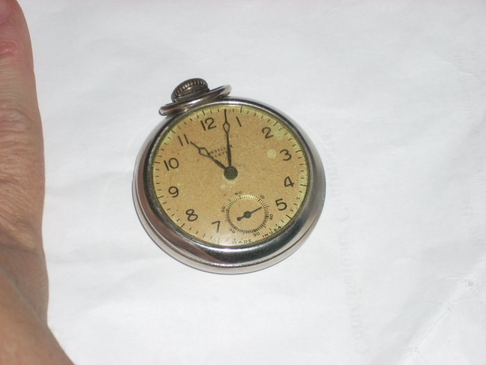 westclox scotty pocket watch