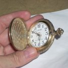 railroad design pocket watch
