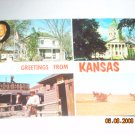 kansas post card colourpicture