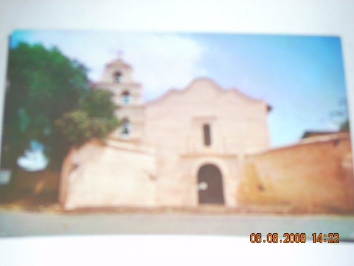 mike roberts mission san diego del alcala