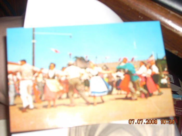mike roberts folk dancing solvang california
