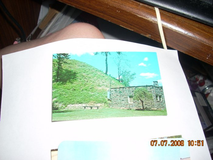 luoma photos grave creek mound moundsville west virginia