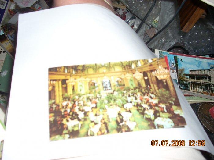 sheraton palace garden court san francisco california