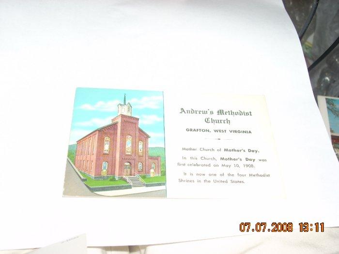 andrew's methodist church