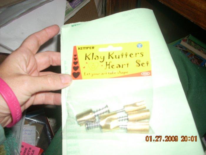 kemper heart pattern cutter set