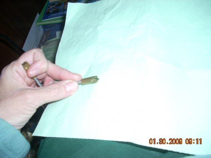 kemper 5/16 lilac pattern cutter