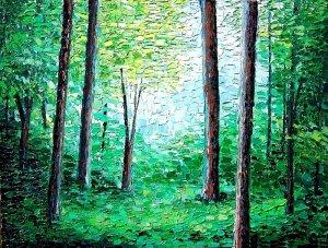 Still - 30x40 Original Oil on Canvas